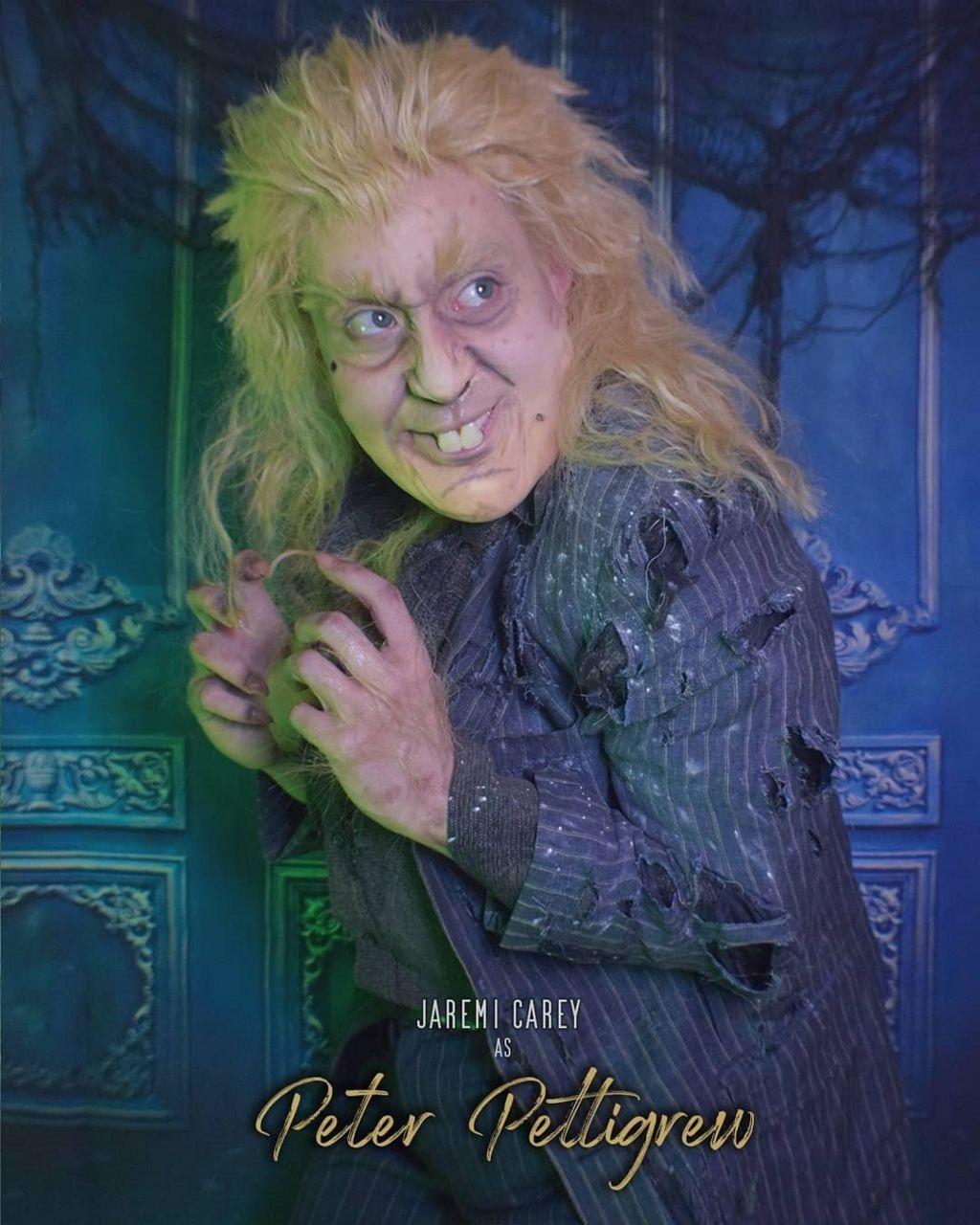 Jaremi Carey as Peter Pettigrew