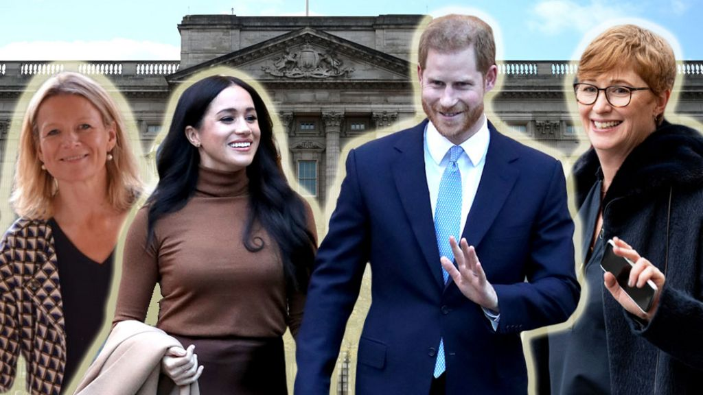 harry and meghan who are the royals most powerful aides bbc news harry and meghan who are the royals