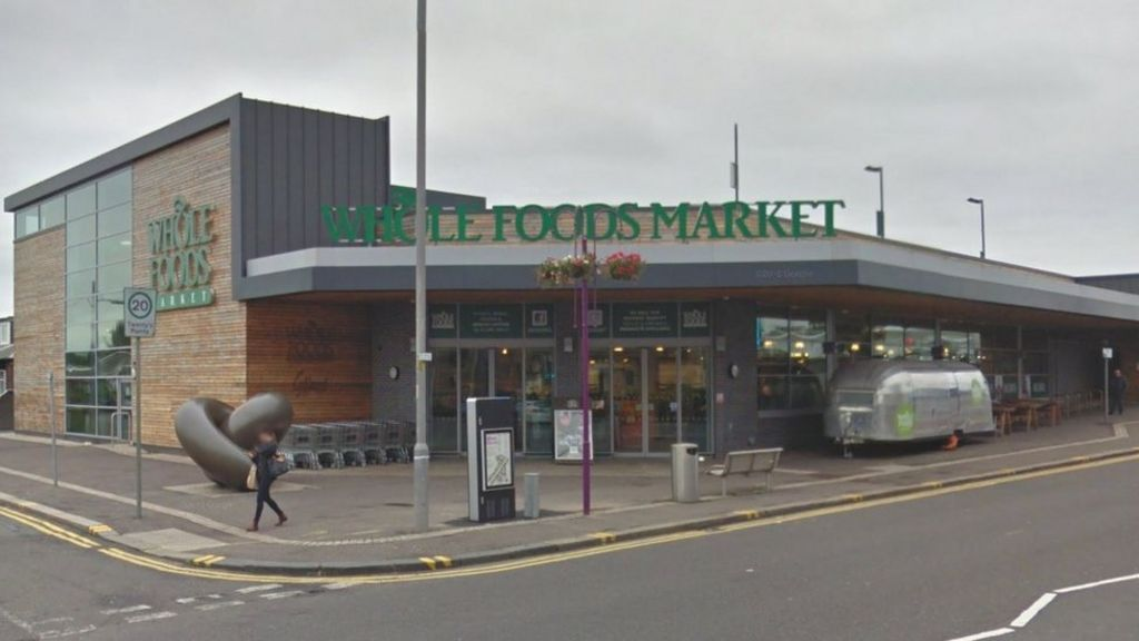 Whole Foods To Close Two Uk Stores Bbc News