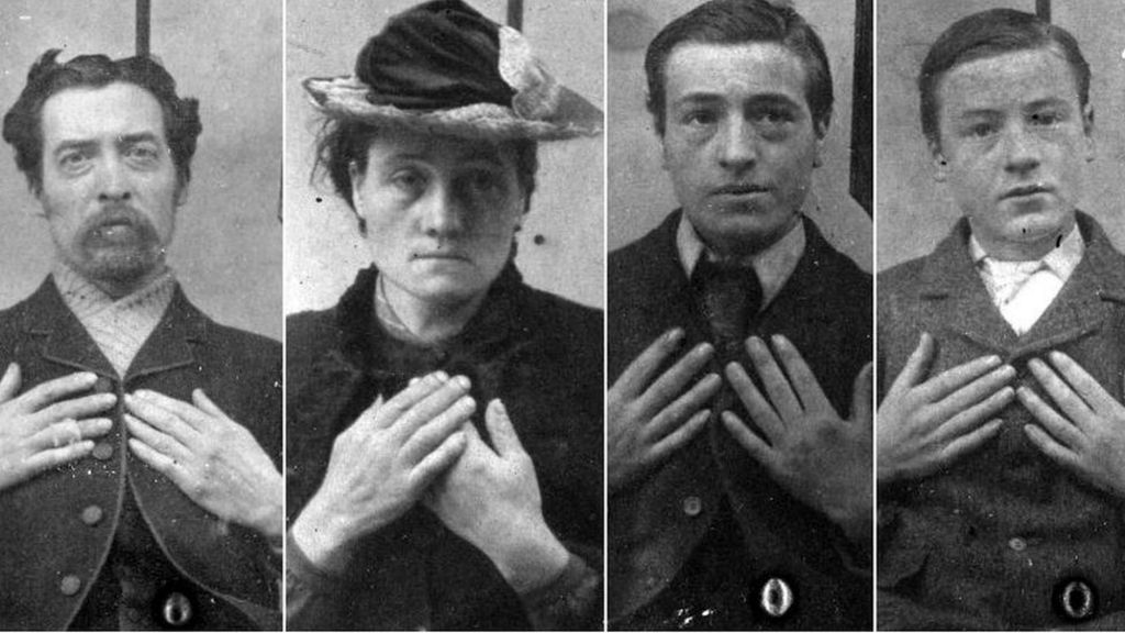 Historians searching for Victorian crimes - BBC News