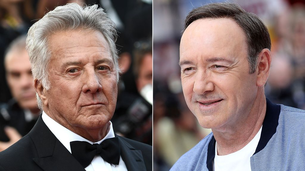 Dustin Hoffman Among Stars Facing New Harassment Accusations Bbc News