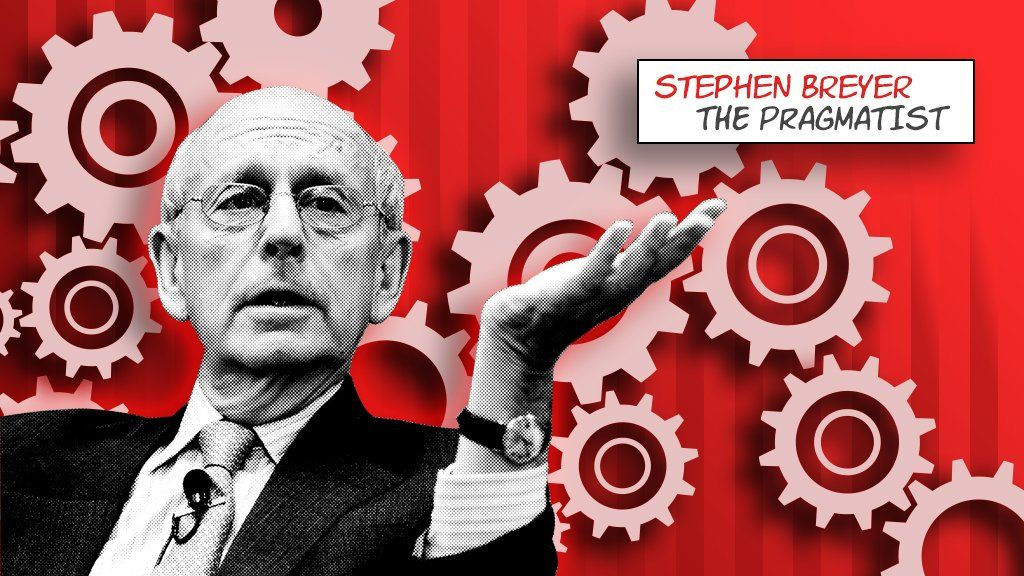 Stephen Breyer comic