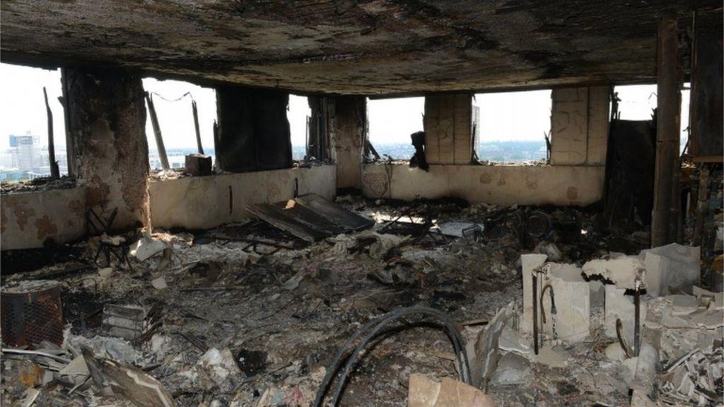 Grenfell Tower fire: Seventy-nine people feared dead
