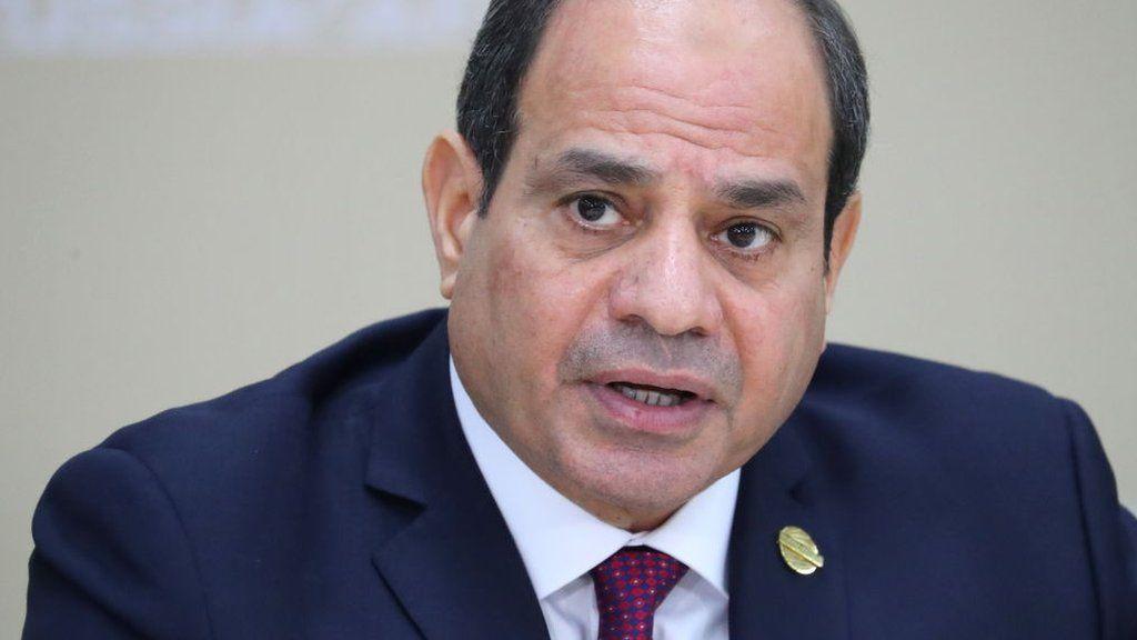 egypt president abdul fattah al sisi
