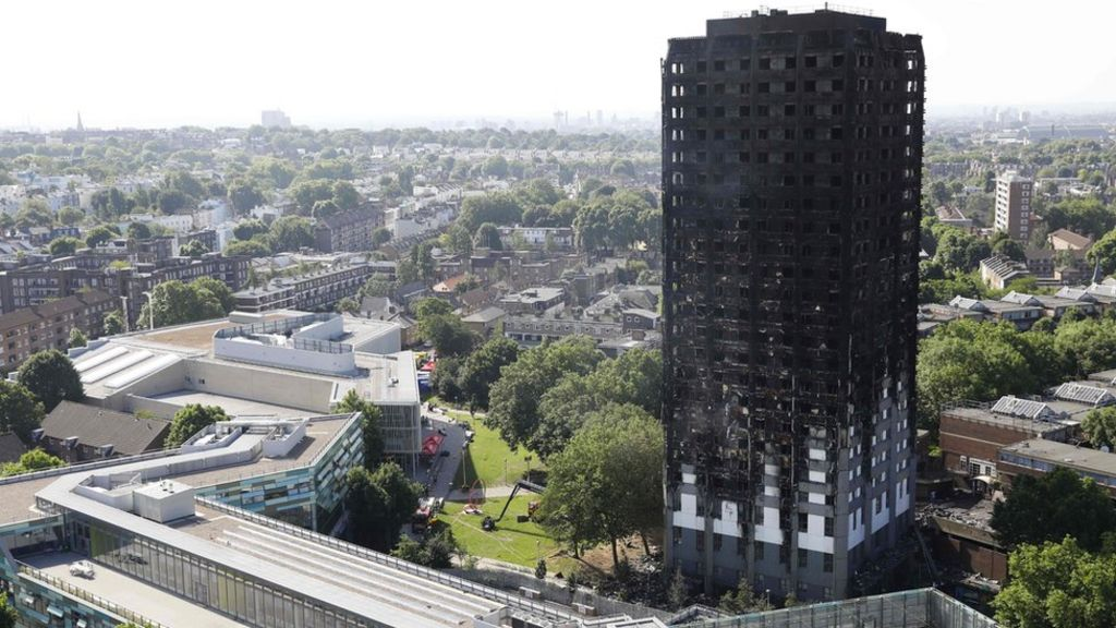 Grenfell death toll 'may be below 80'