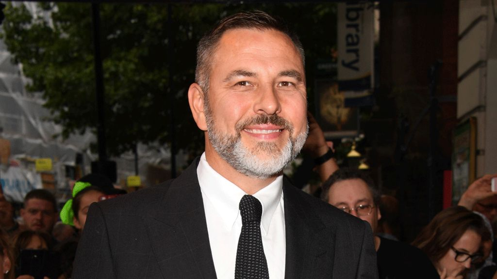David Walliams says celebrities are 'over-rewarded'