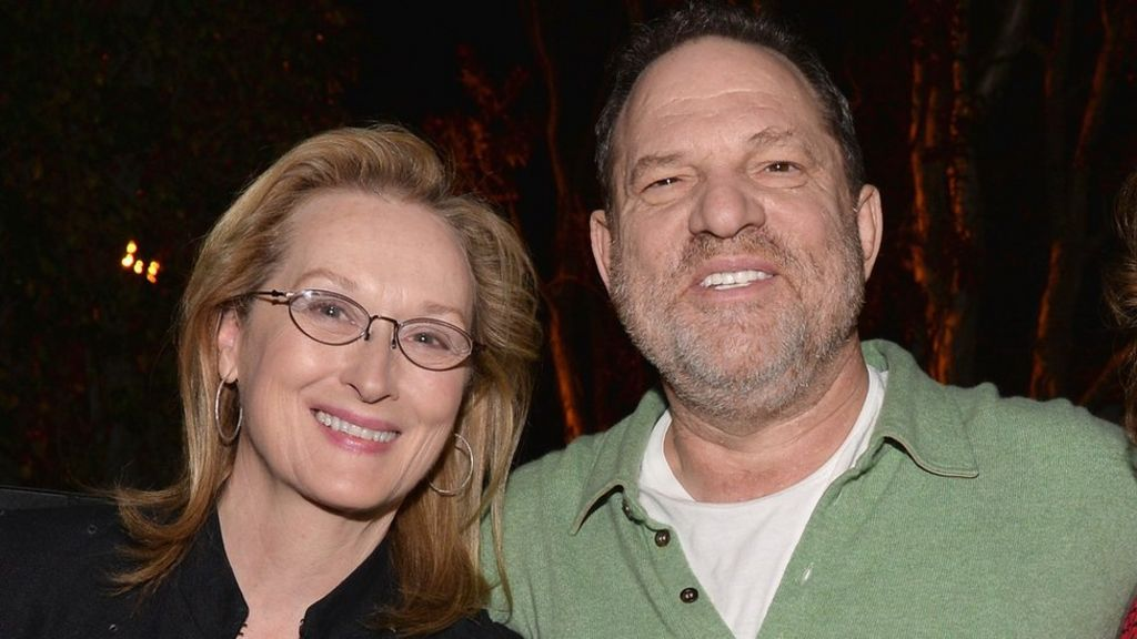 Meryl Streep speaks out about Harvey Weinstein