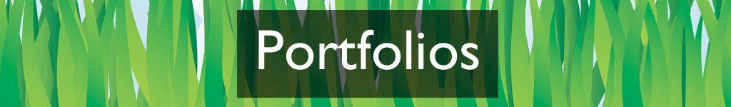 Section heading: Portfolios