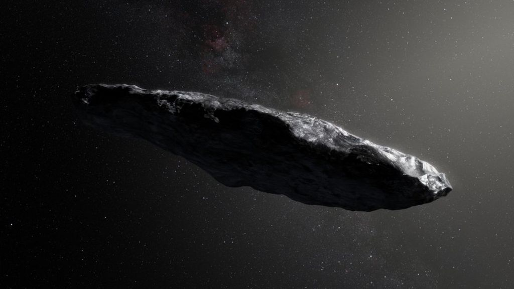 Asteroid to be checked for alien tech