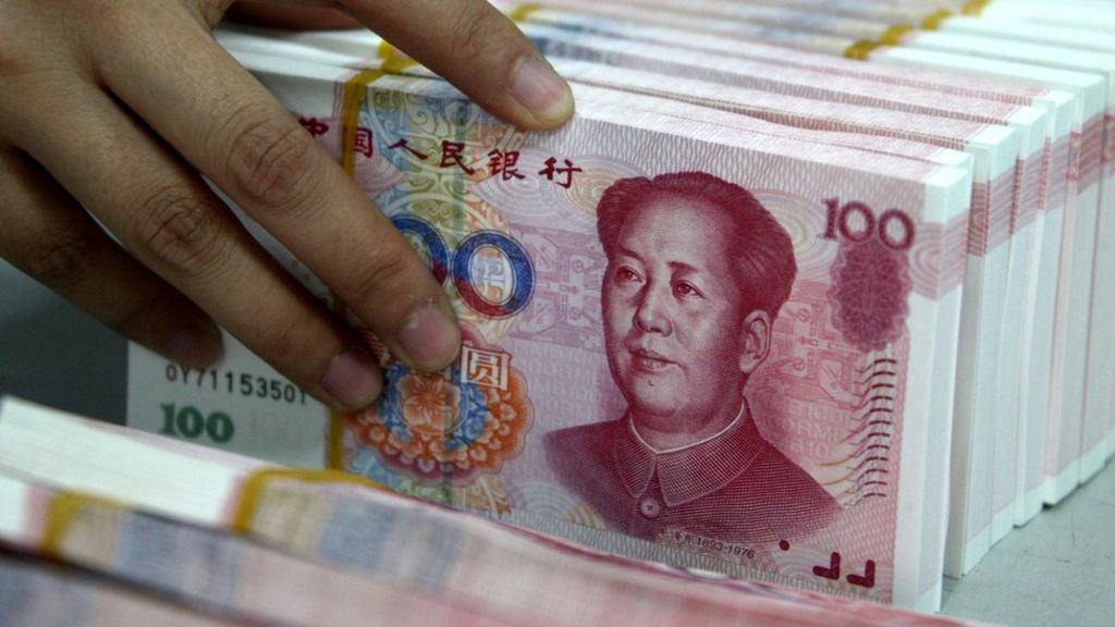 Moody's downgrades China's credit rating