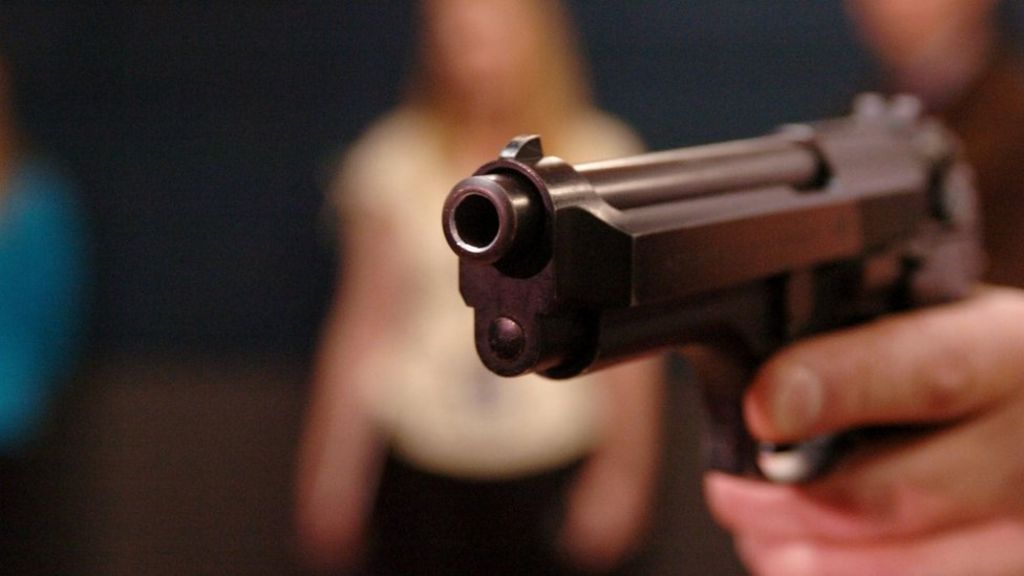 the rise of gun crime in Nassau county, which has a 6 percent increase in shootings this year, had 170 gun-related violent crimes through the end of september, up from 164 in the same period in 2014 -- a 37 percent rise, according to the state department of criminal justice services.