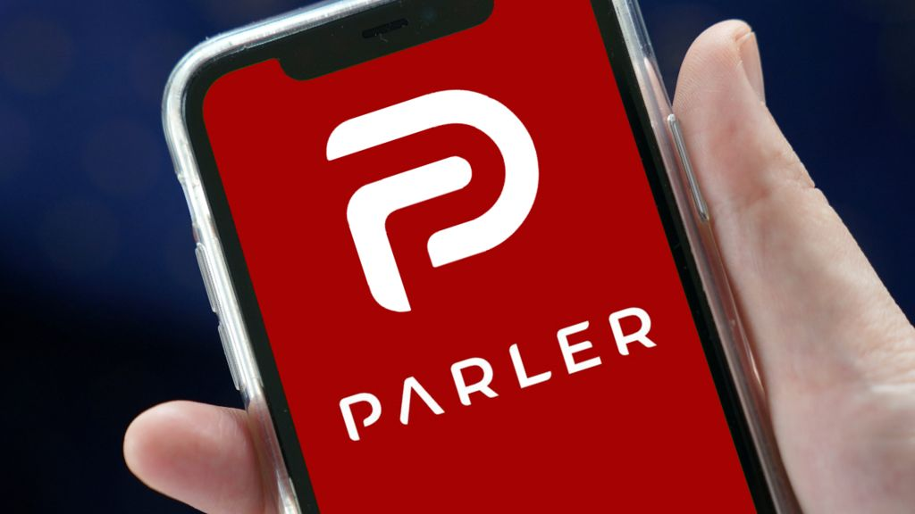 Parler removed from Appstore