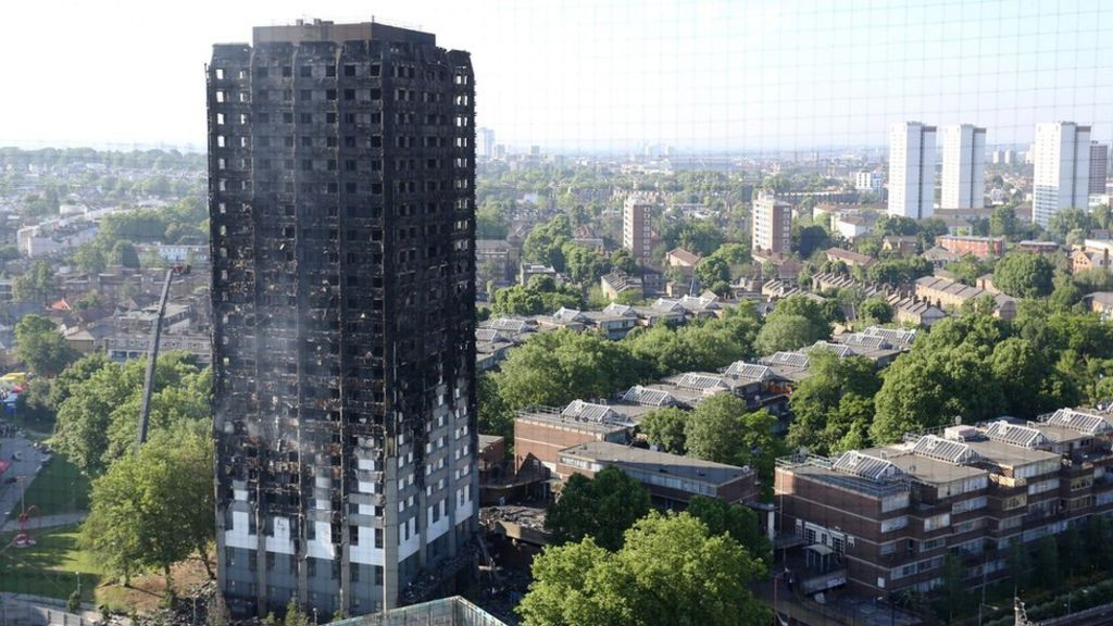 Grenfell Tower Safety Cash Not Released Councils Say