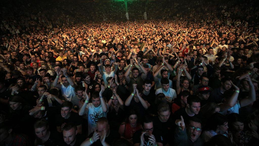 We are Manchester concert