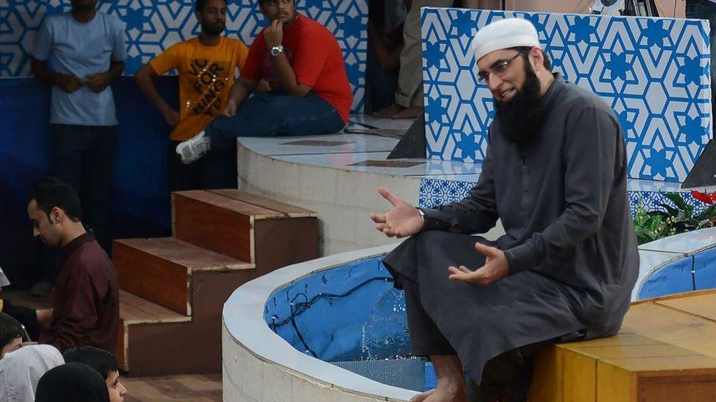 Junaid Jamshed Pakistan S Pop Icon Turned Preacher Bbc News