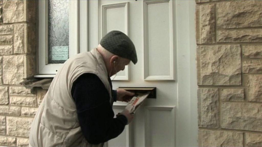World's oldest paperboy' Ted Ingram dies aged 95 - BBC News