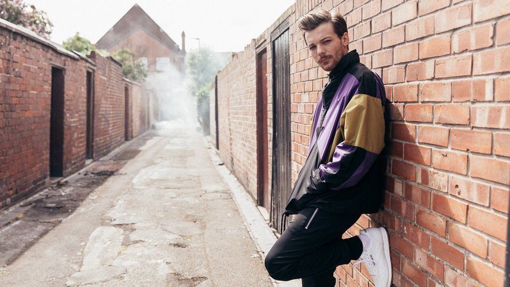 Louis Tomlinson: Arctic Monkeys inspired my lyrics - BBC News