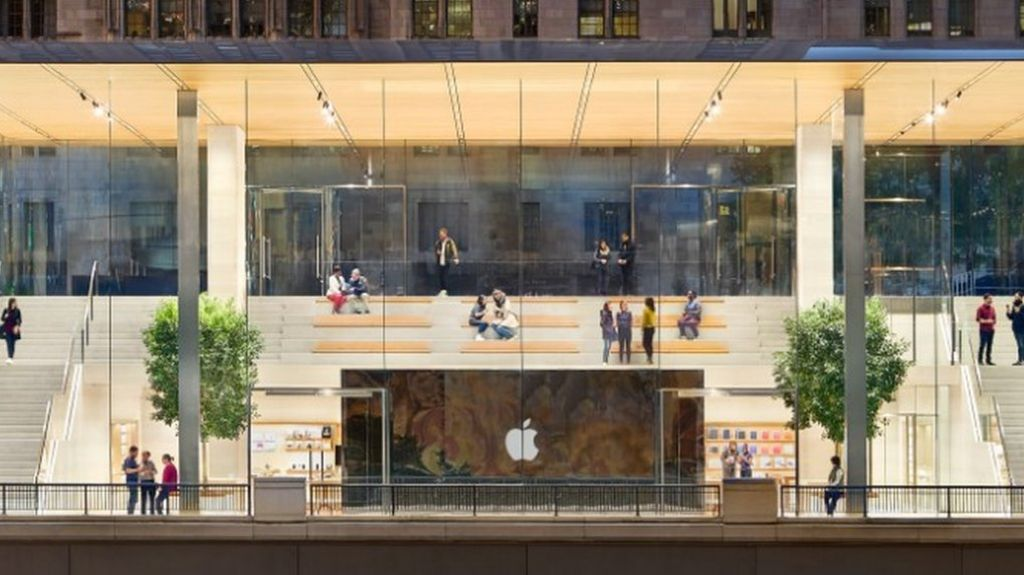 bbc.co.uk - Apple Stores to employ human trafficking victims