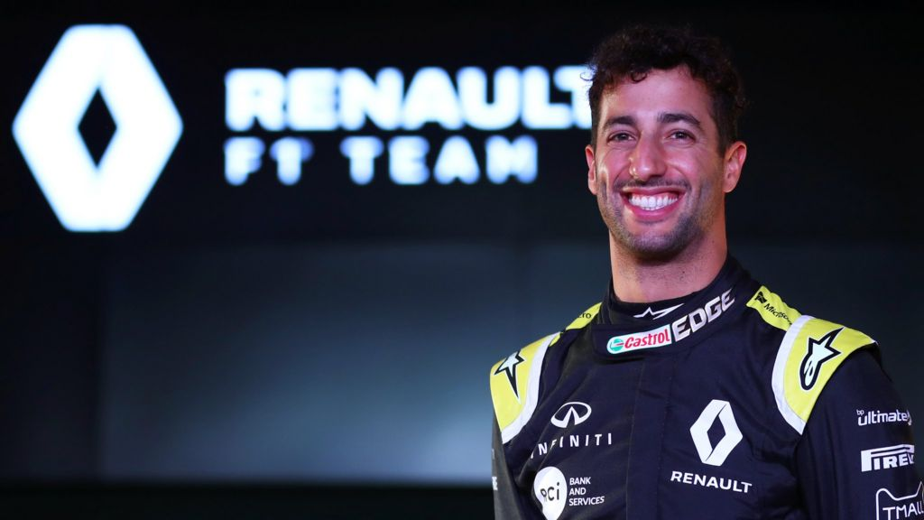 Daniel Ricciardo: Renault move from Red Bull 'feels right', says