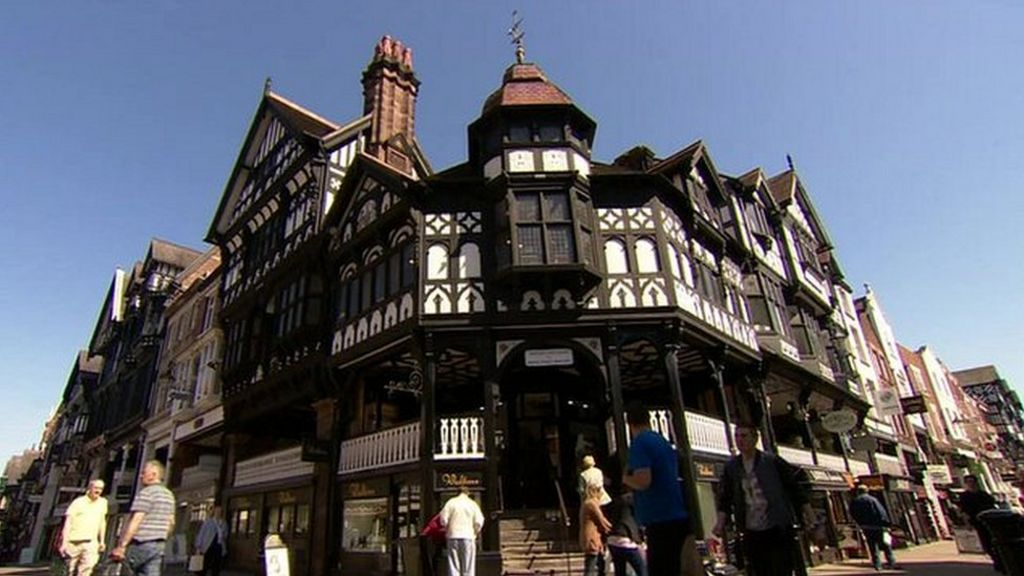 Georgian-era STI data shows rural-urban divide in Cheshire