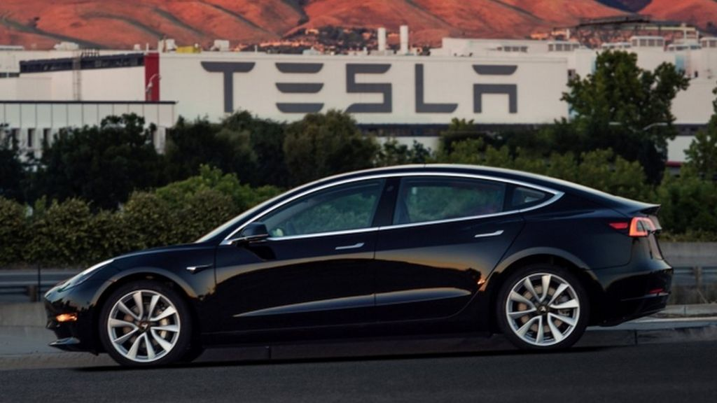 Tesla Model 3: Elon Musk rolls out mass market model