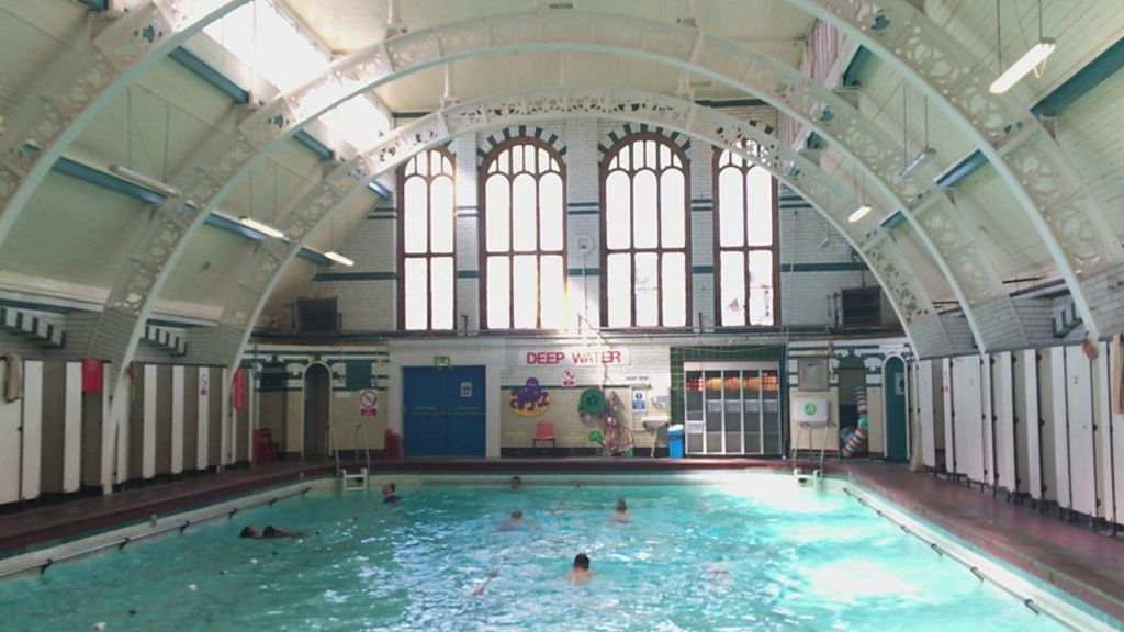 The moseley shoals mourn the loss of the local baths bbc for Pool show birmingham