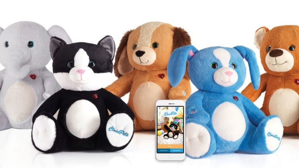 Children's messages in CloudPets breach