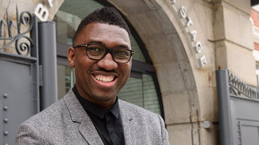 Kwame Kwei-Armah named Young Vic theatre's artistic director