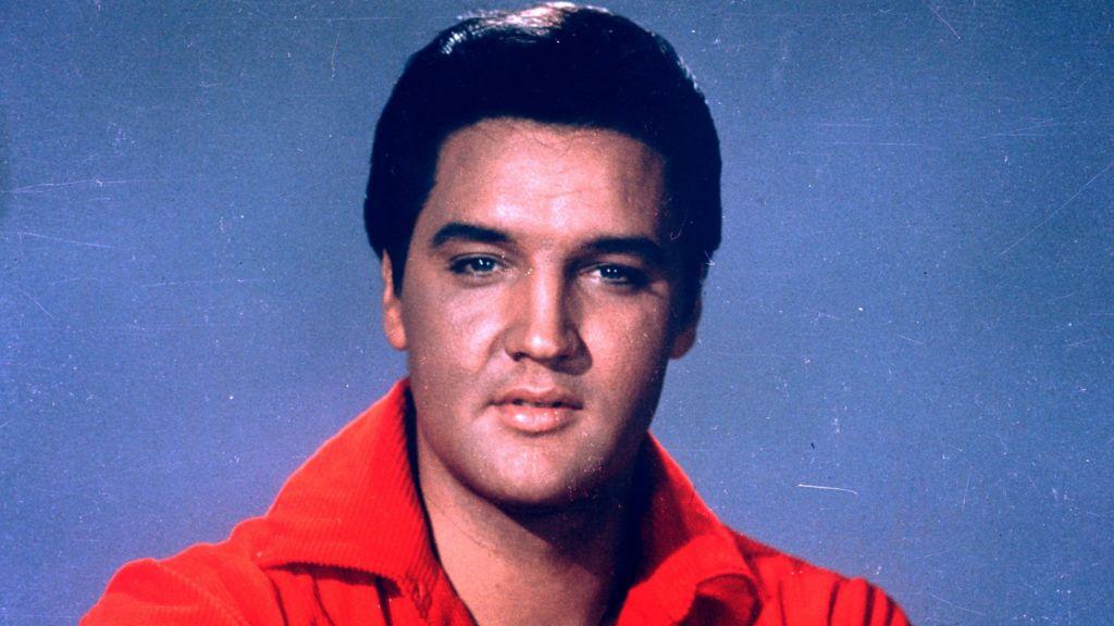 Elvis Presley beats Madonna to album chart record - BBC News