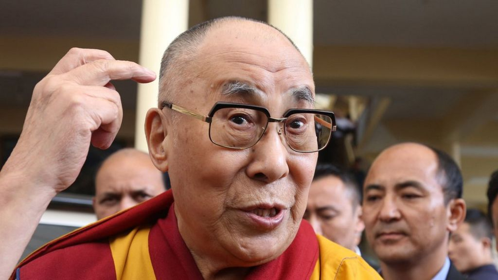 Dalai Lama Launches Free Iphone App Bbc News
