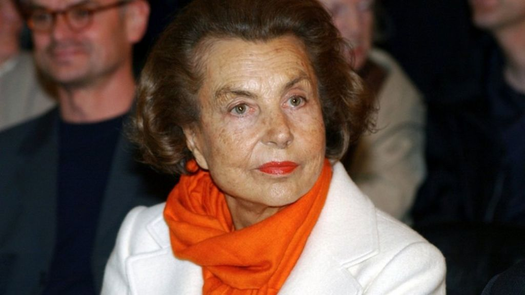 L'Oreal heiress Lillian Bettencourt dies at 94