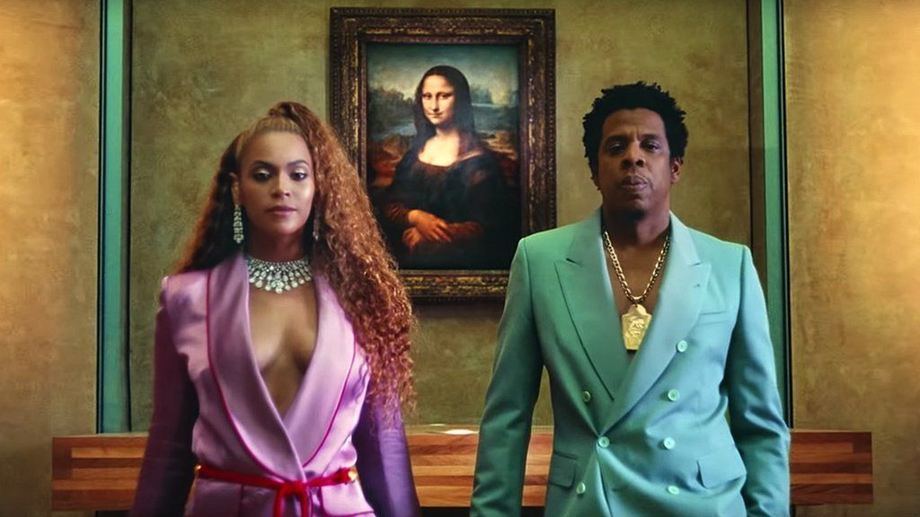 Beyonce And Jay Z Help Boost Louvre Visitors In 2018 Bbc News