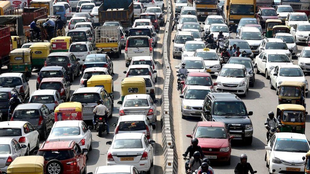 Dementia Rates Higher Near Busy Roads Bbc News