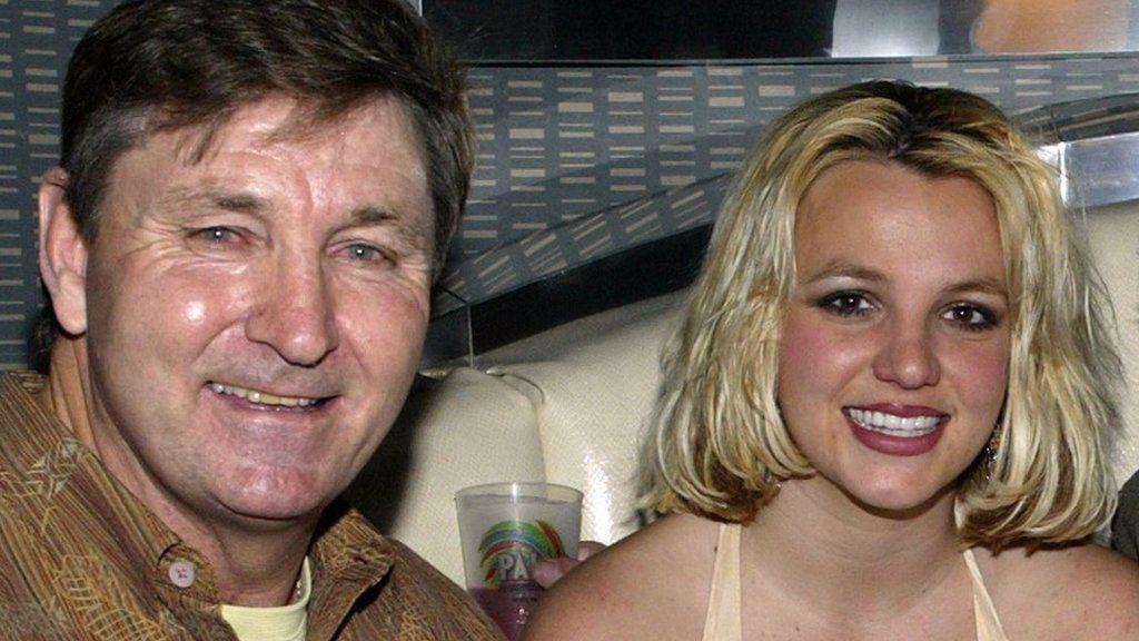 Jamie e Britney Spears