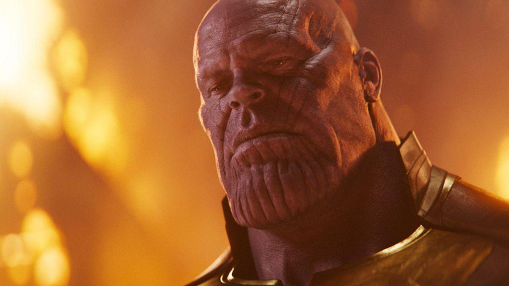 Avengers' Thanos sparks biggest ban in Reddit history - BBC News