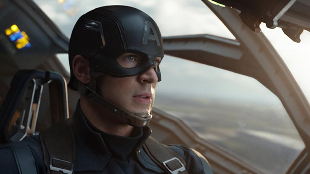 Captain America actor Chris Evans to 'retire' from role - BBC News