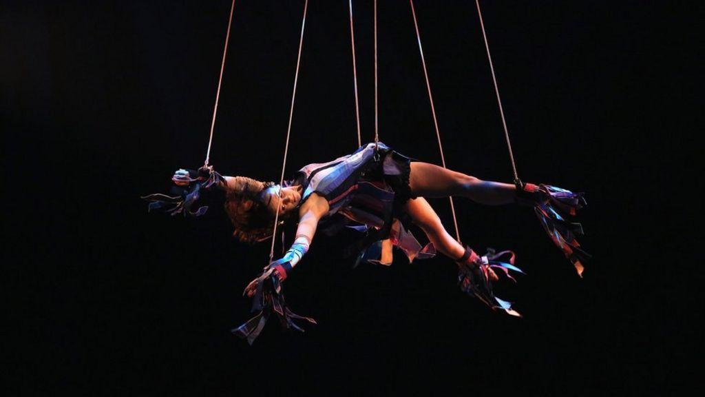 Cirque du Soleil buys Blue Man Group