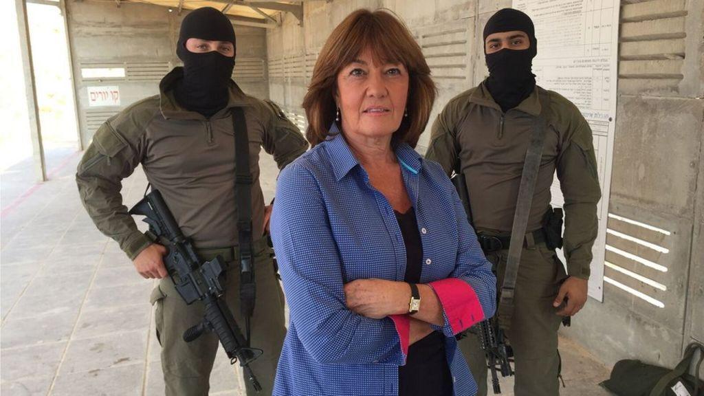 Fauda: The drama lifting the lid on Israeli snatch squads - BBC News