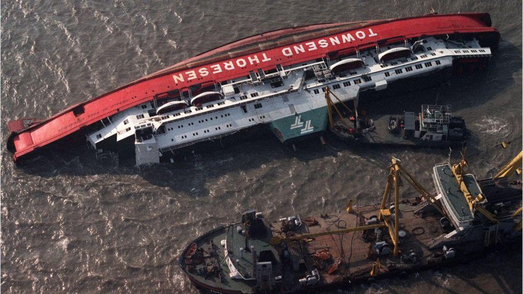 Zeebrugge Herald of Free Enterprise disaster remembered ...