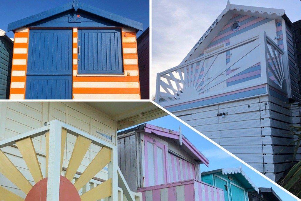 huts at Walton