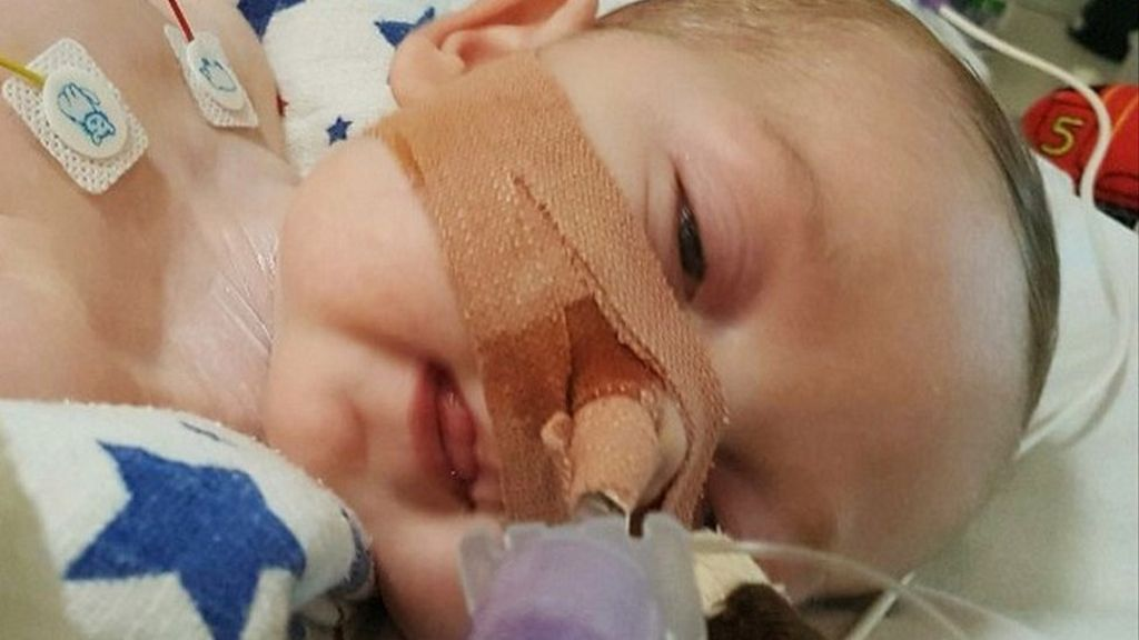 Charlie Gard: European Court of Human Rights to rule on Monday