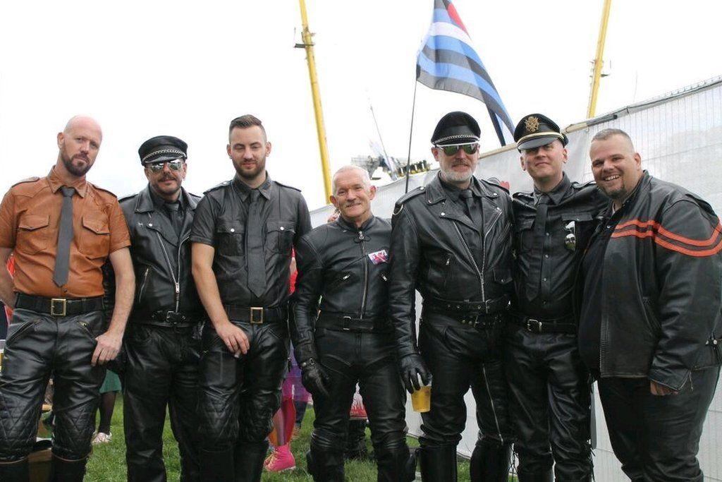 Mae Pride Cymru yn gyfle i ddathlu cydraddoldeb // Pride Cymru is an opportunity to celebrate equality and diversity