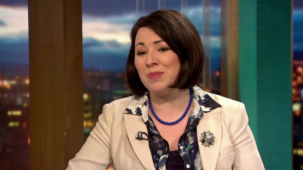MSP Monica Lennon claims she was 'groped' by senior male colleague