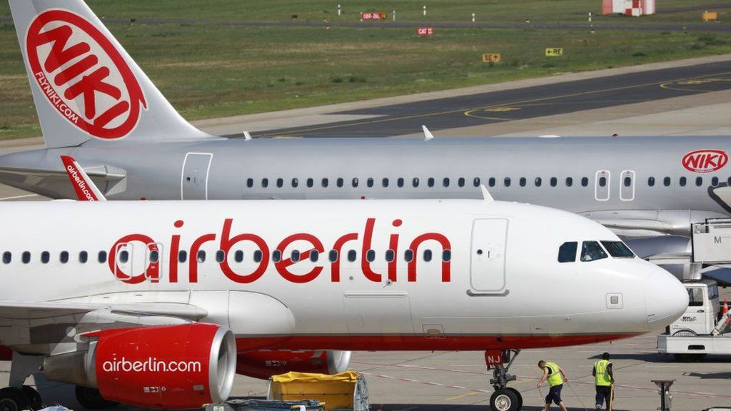 air berlin case