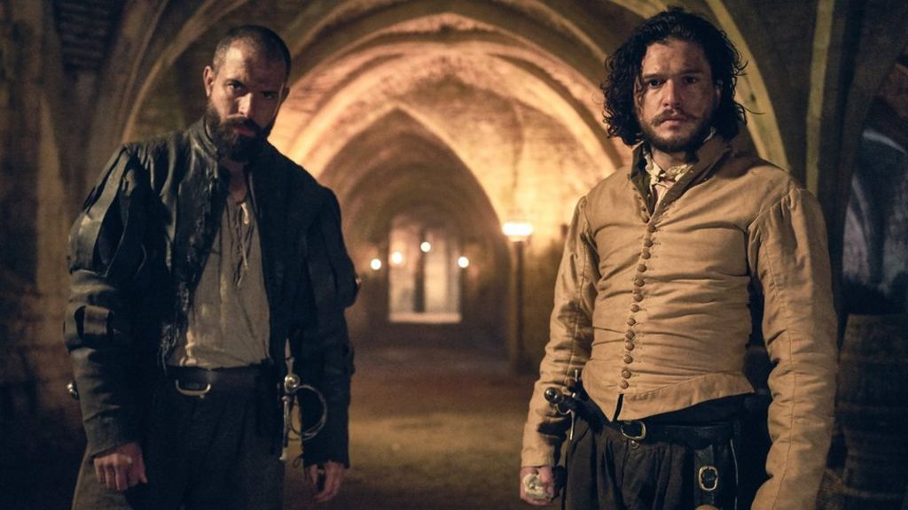 Gunpowder: Guy Fawkes drama violence upsets viewers
