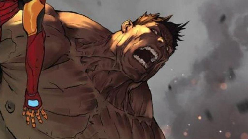 Marvel kills off Hulk alter ego Bruce Banner - BBC News
