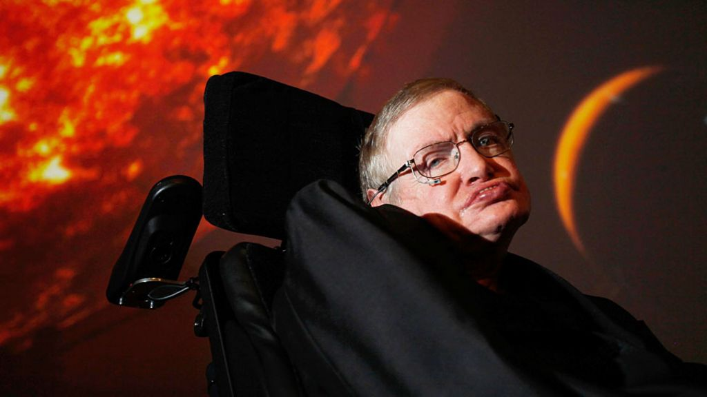 Stephen Hawking has died aged 76