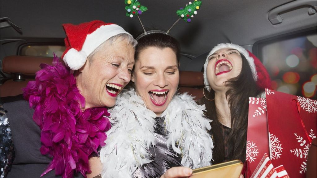 Covid Can We Rescue The Office Christmas Party This Year Bbc News