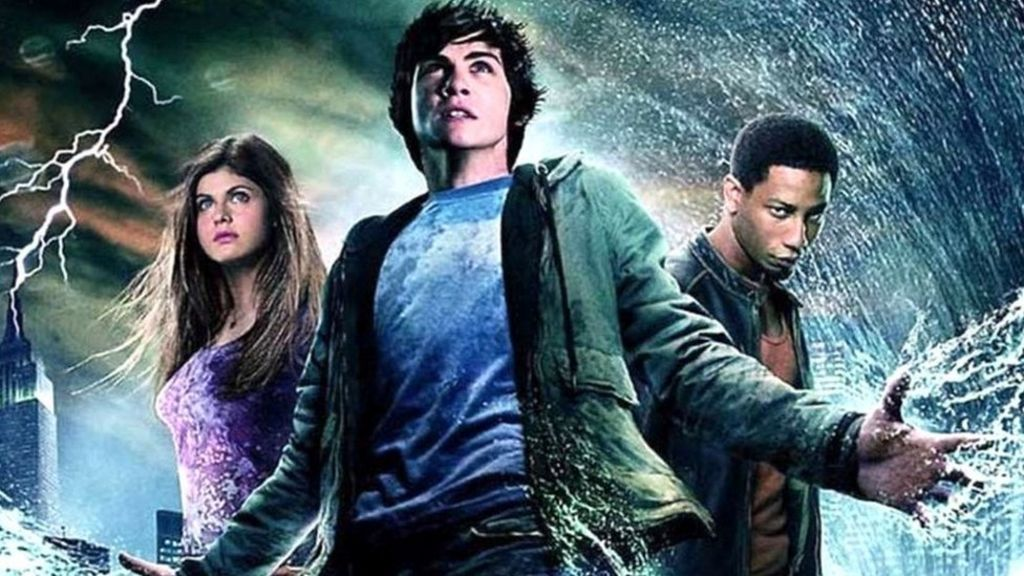 Percy Jackson: Adventure books are getting a new TV series on ...