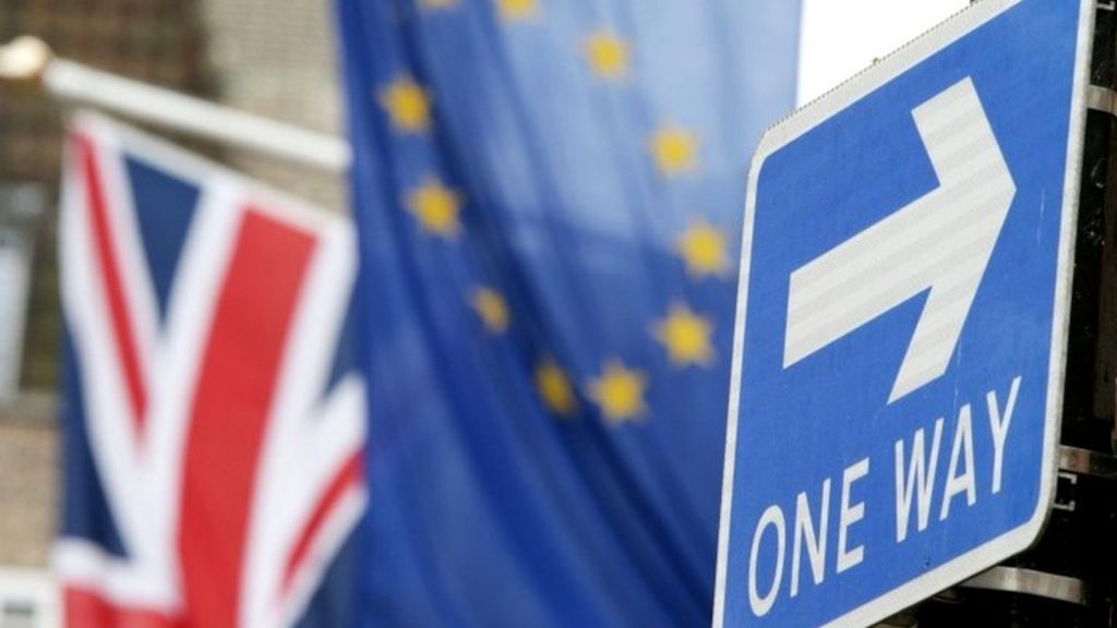 bbc.co.uk - At-a-glance: The UK's four Brexit options